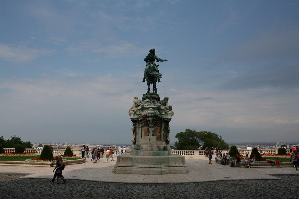Дворец в Будапеште