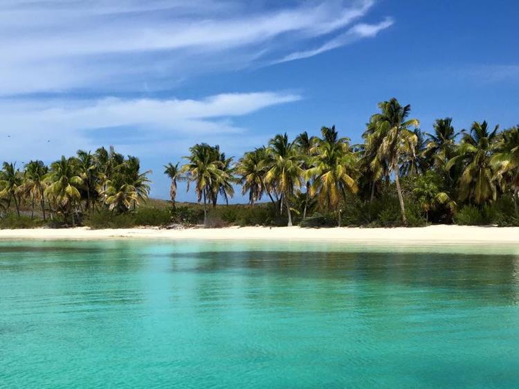 остров Исла Контой