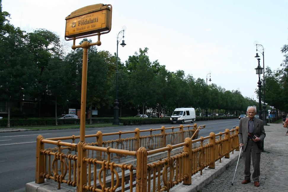 Проспект Андраши, Будапешт