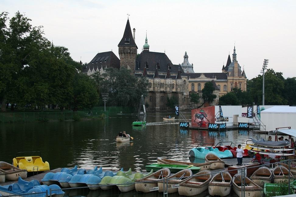 Центральный парк Будапешта