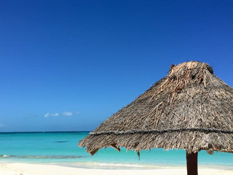 пляжи Канкуна Мексика