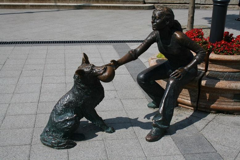 Скульптуры Будапешта