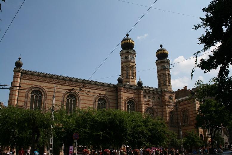 Синагога Будапешта