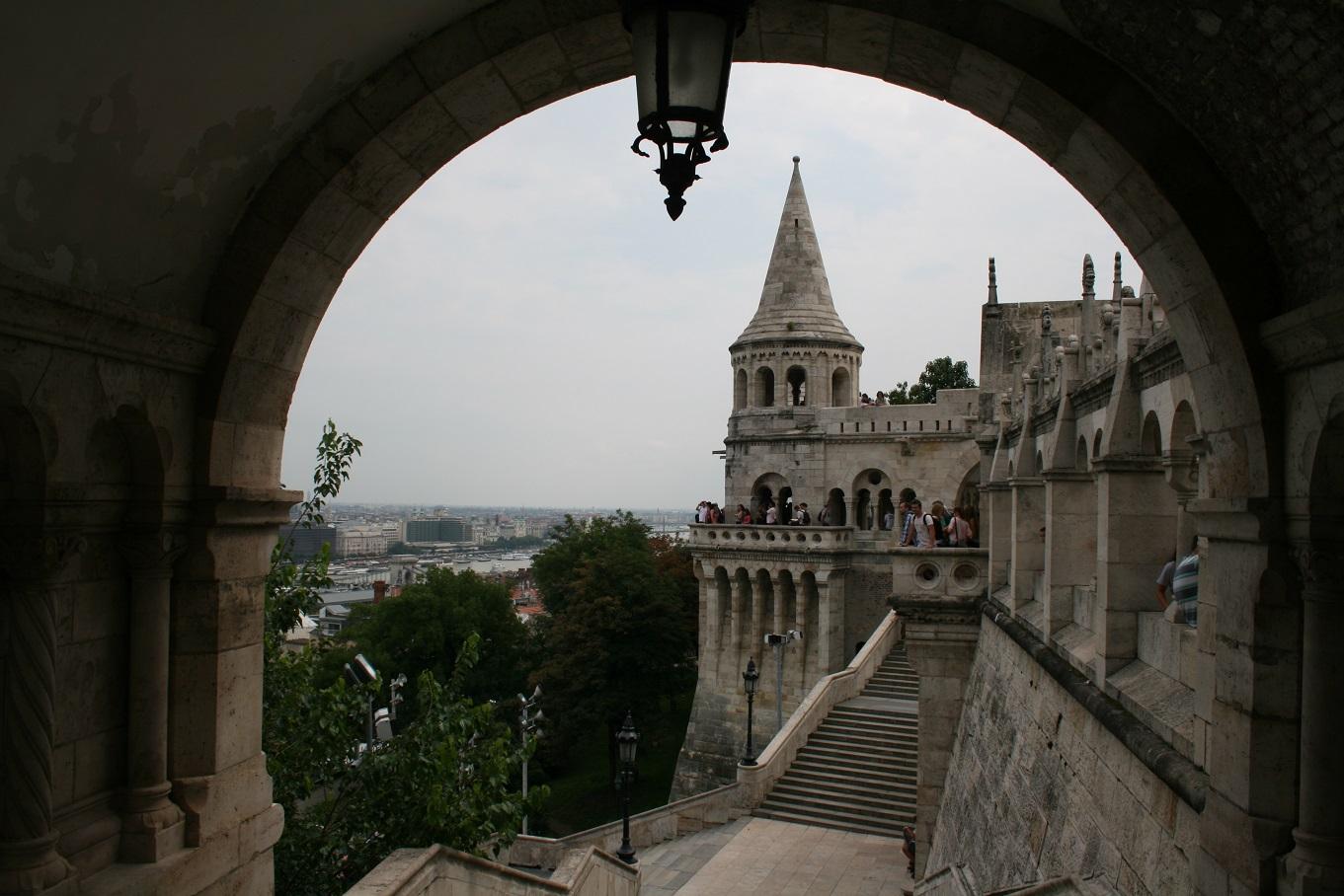 Рыбацкая крепость, Будапешт
