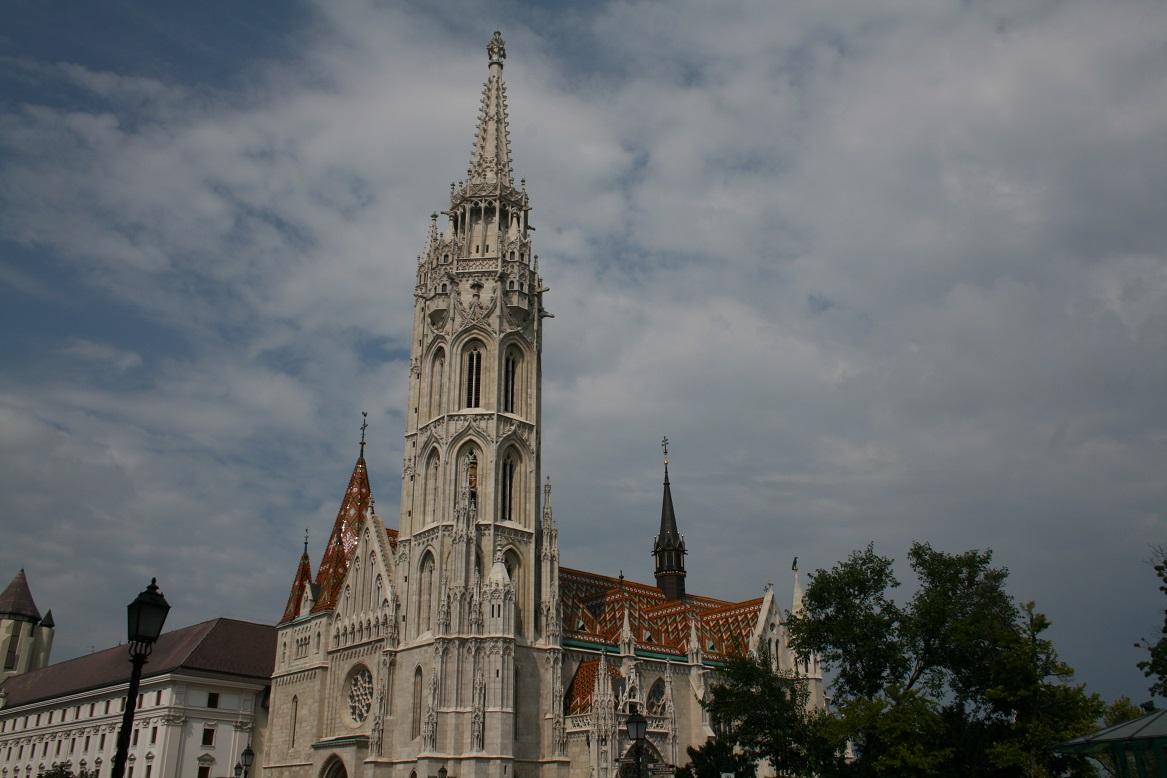 Церковь в Будапеште
