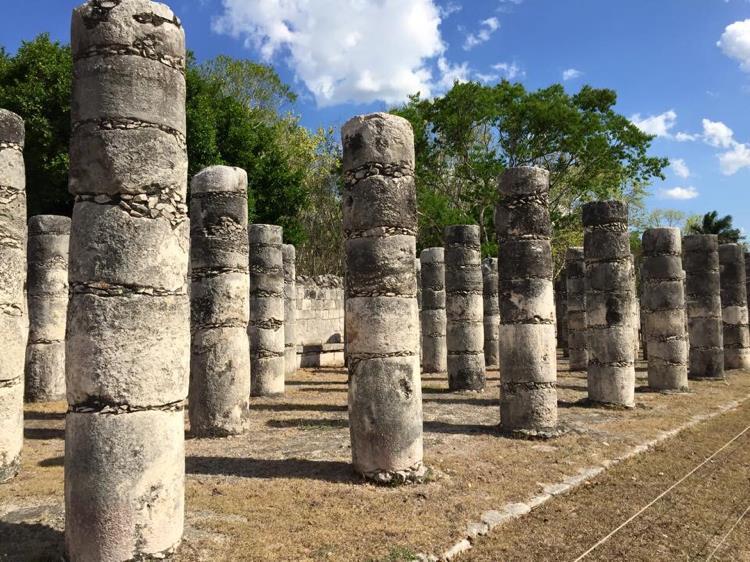 Чичен ица Мексика
