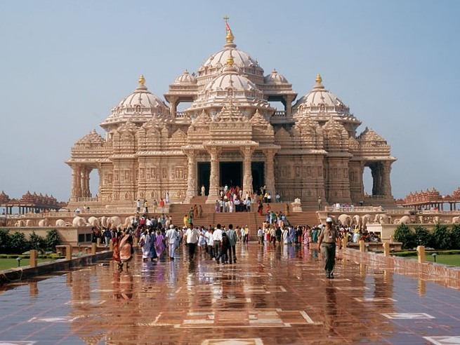 photo from www.akshardham.com