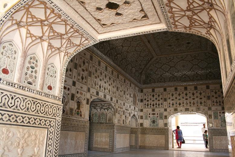Амбер форт, Джайпур