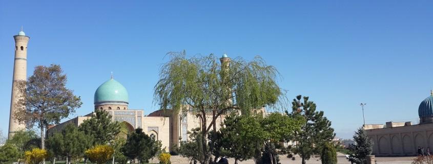 Мечеть Ташкента
