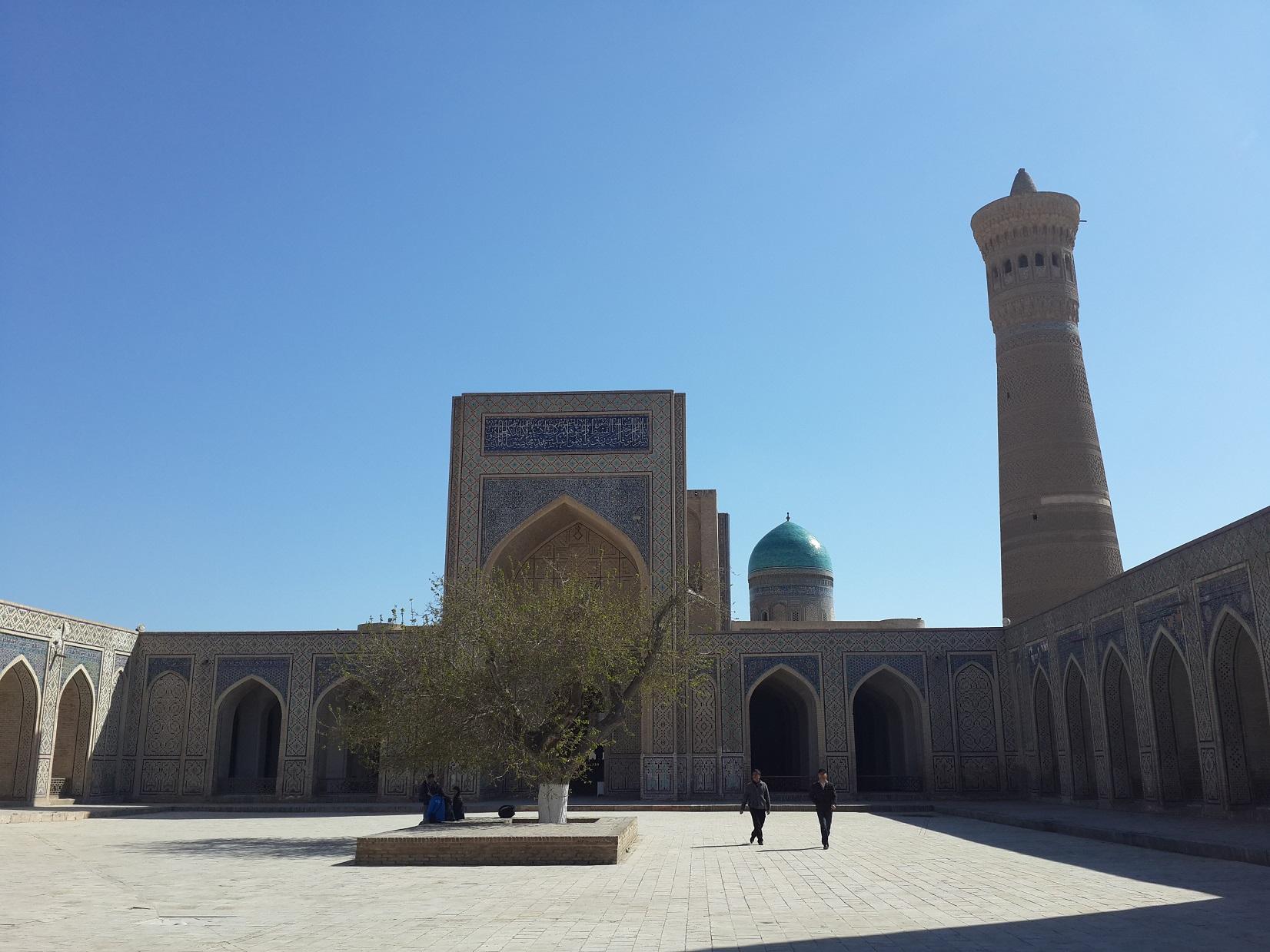 Мечеть Калян