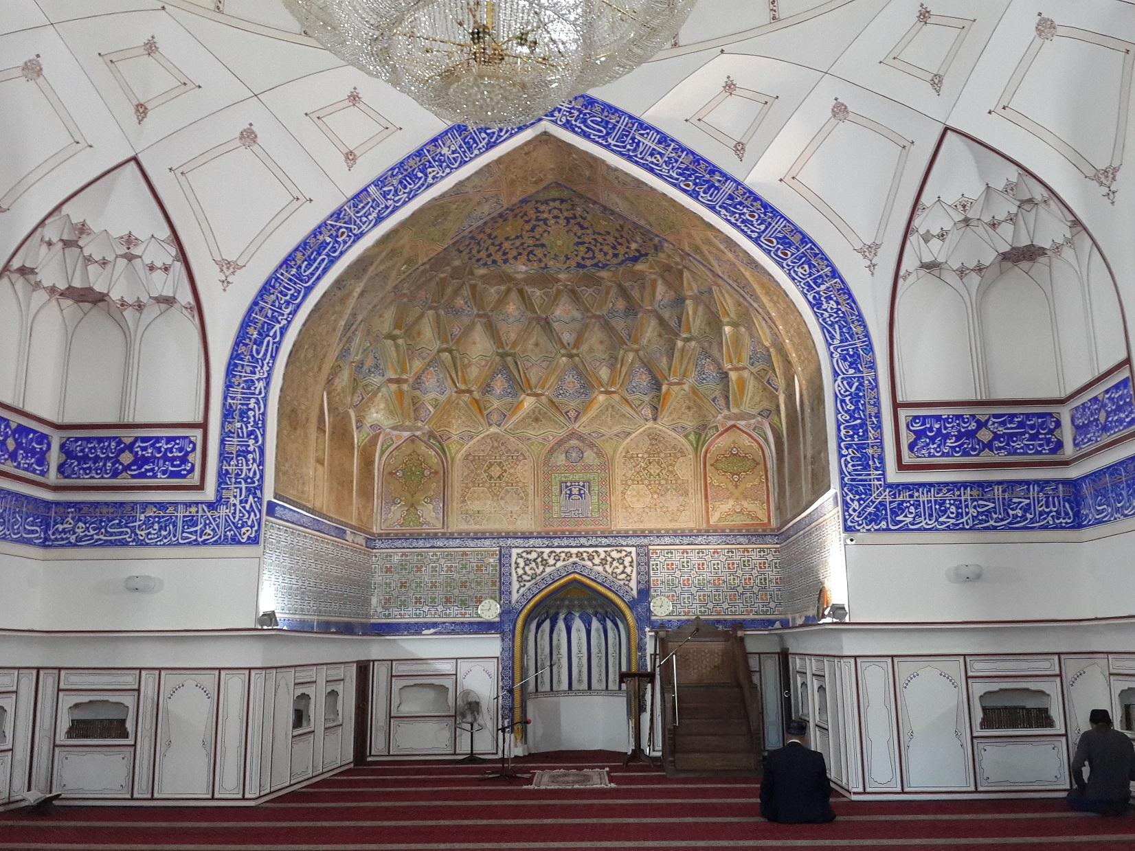 Мечеть Боло-Хауз Бухара