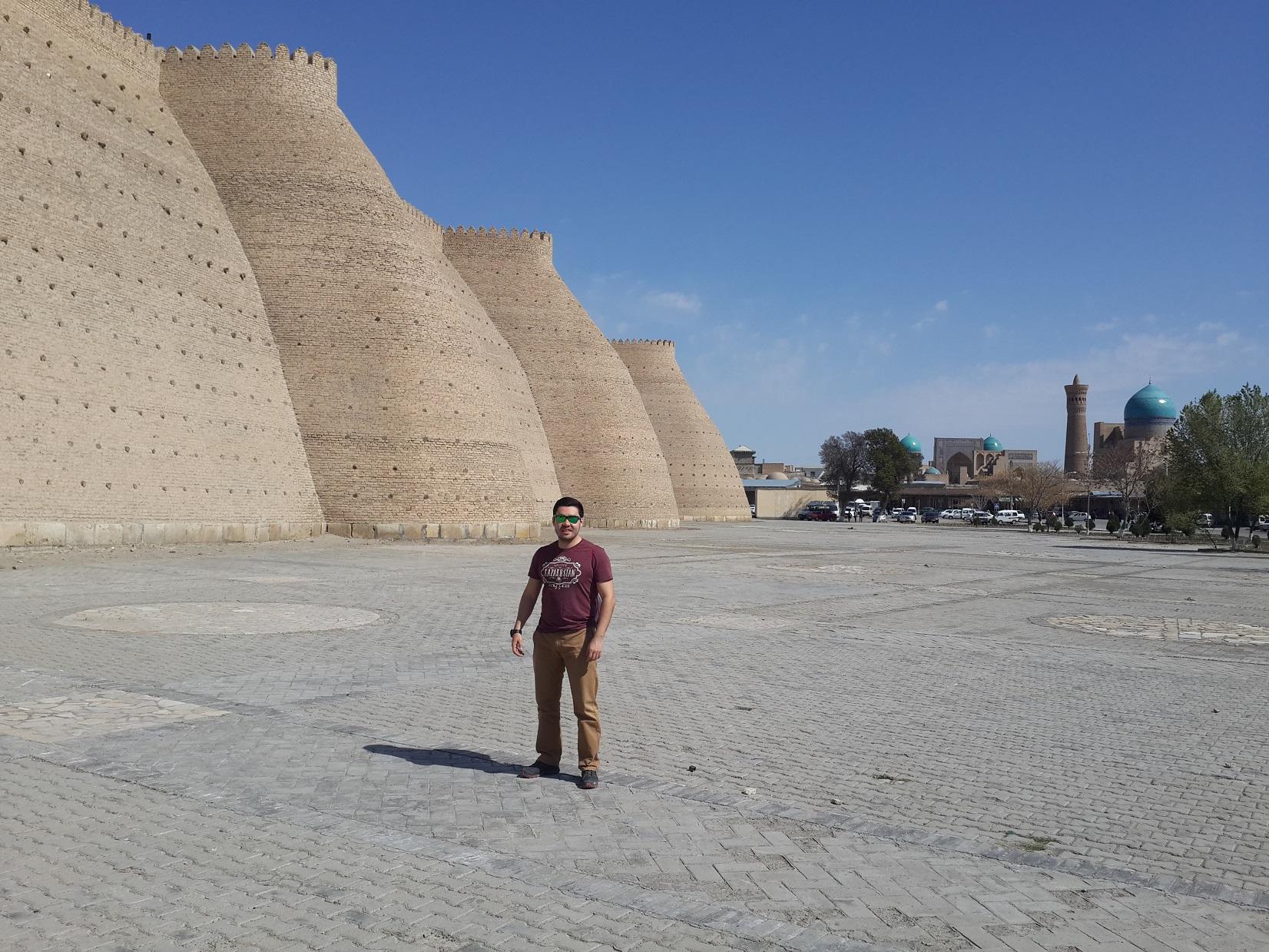 Казахи в Бухаре