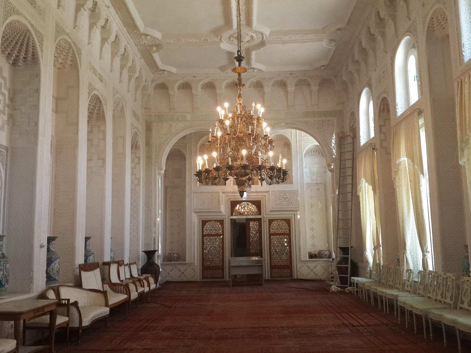 Дворец Ситораи Мохи-Хоса