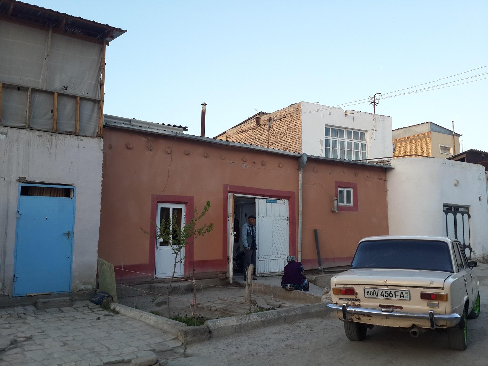 Старый город Бухара