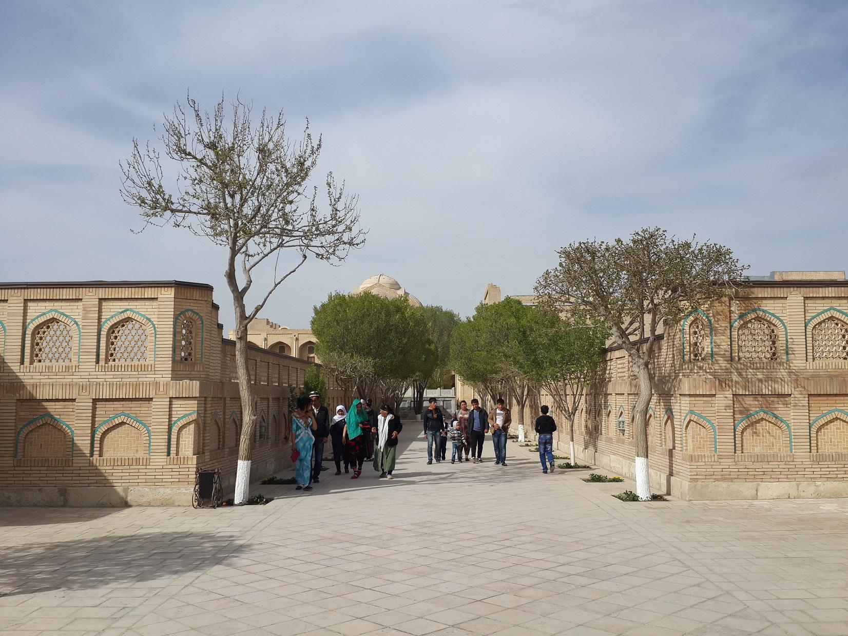 Мемориальный комплекс Накшбанди
