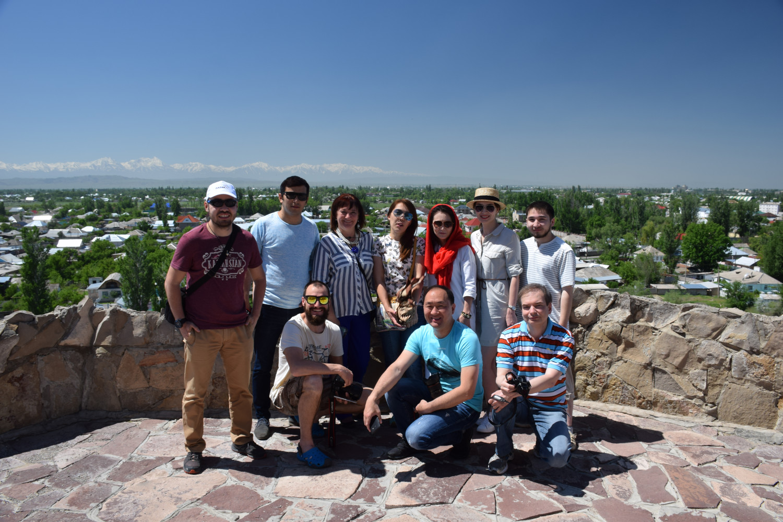 Пресс-тур Qazaq Air