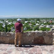 Пресс-тур в Тараз