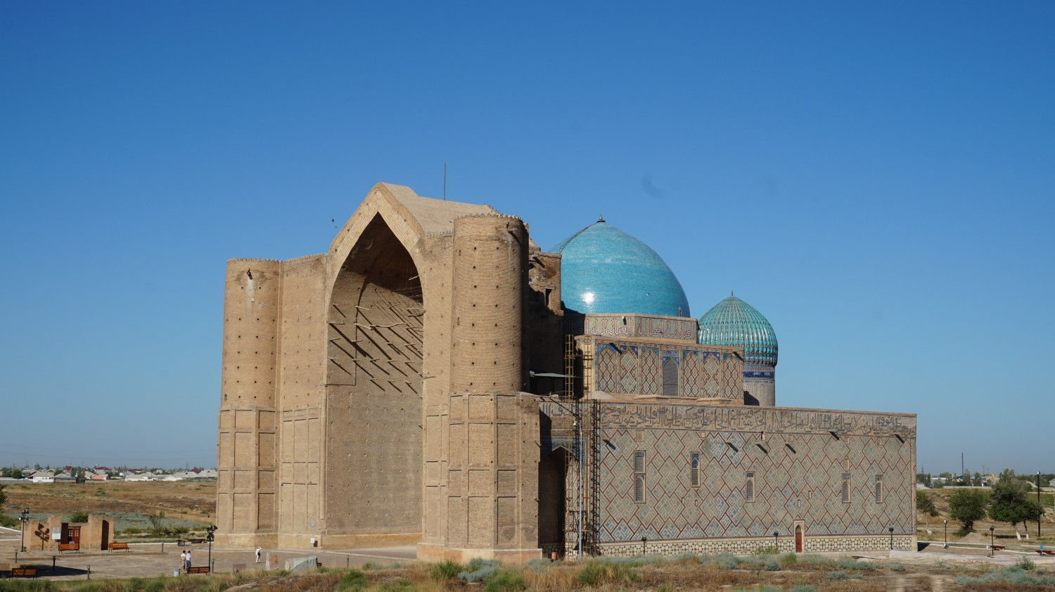 Turkestan Mausoleum