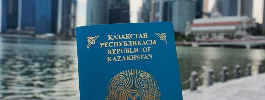 Список безвизовых стран для граждан Казахстана