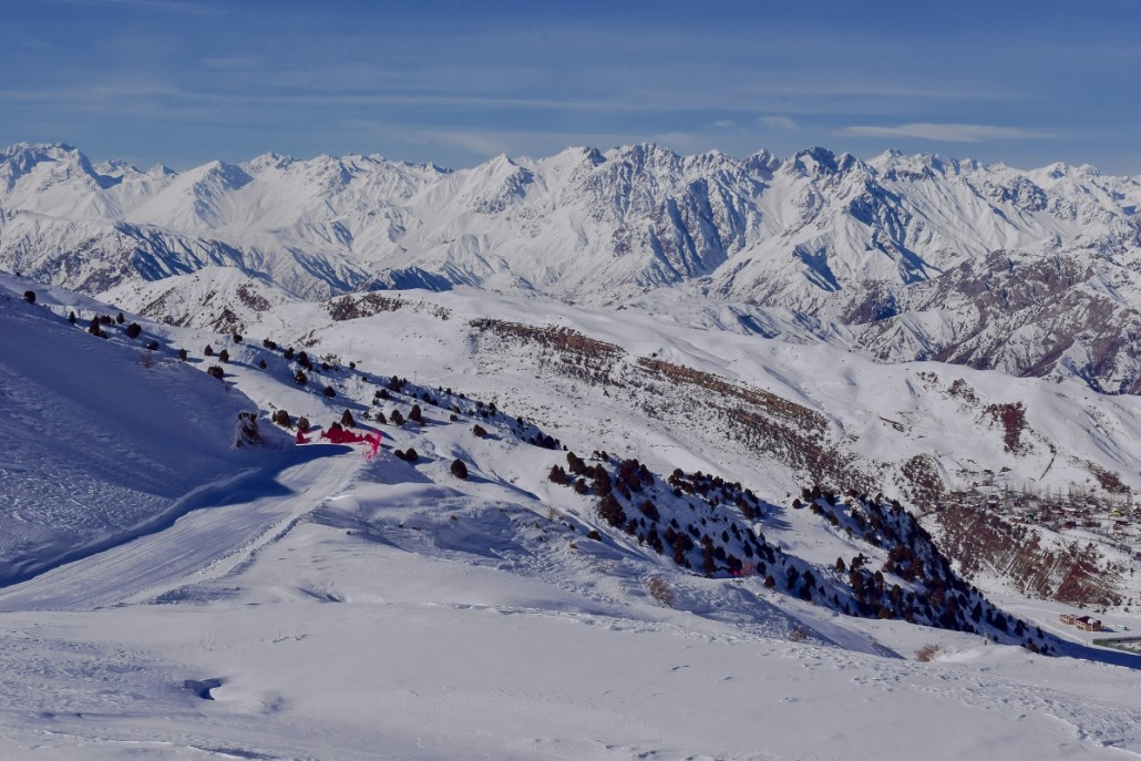 Горы Таджикистан